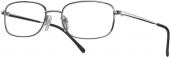 START UP basics BI 7743 Brille silber Gr. 50