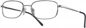 START UP basics BI 7743 Brille silbern Gr. 52