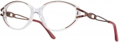 START UP classic Kunststoffbrille BI 5422, transparent-braun