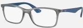 RAY-BAN RB 7047 Kunststoffbrille transparent
