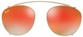 Ray Ban RB 6355-C Sonnenclip für Brille