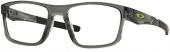 OAKLEY HYPERLINK OX 8078 Kunststoff-, Sportbrille, grau