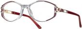 START UP classic BI 5443 Brille rot-transparent