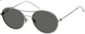 Polaroid Sonnenbrille PLD 1021/S polarized, weiß-silbern