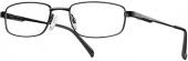 START UP basics Brille BI 1182 schwarz Gr. 52