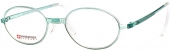 SWISSFLEX eyewear Kinderbrille LOOP KID, mint-grün