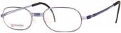 SWISSFLEX eyewear Kinderbrille LOOP KID, hell graublau