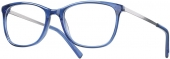 START UP premium BI 5460 Kunststoffbrille, blau