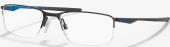 OAKLEY SOCKET 5.5 OX 3218 Tragrandbrille graubraun
