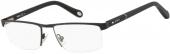 FOSSIL FOS 6084 Tragrand-Brille, schwarz