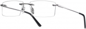 START UP premium BI 7934 randlose Brille silbern
