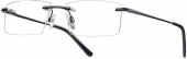 START UP premium BI 7934 randlose Brille schwarz
