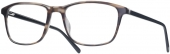 START UP premium BI 6205 Kunststoffbrille, braun