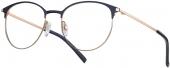 LOOK & FEEL BI 6213 Kunststoffbrille braun