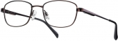 START UP basics Brille BI 8205 braun Gr. 52