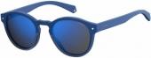 Polaroid Sonnenbrille PLD 6042/S polarized blau
