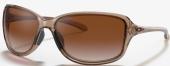 OAKLEY 9301 COHORT Sonnenbrille, rotbraun