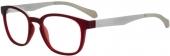 BOSS - Hugo Boss 0871 Kunststoffbrille, dunkelrot
