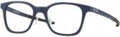 OAKLEY MILESTONE XS OY 8004 Kunststoffbrille, matt blau