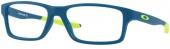 OAKLEY CROSSLINK XS OY 8002 Kunststoffbrille, matt grau-rot