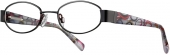 Kinderbrille Kids One BI 4219 schwarz Gr. 43