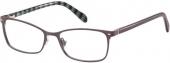 FOSSIL FOS 7038 Brille grau-lila