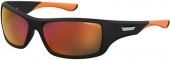 Polaroid Sportbrille PLD 7013/S polarized schwarz-orange