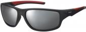 Polaroid Sportbrille PLD 7010/S polarized schwarz rot
