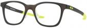 OAKLEY MILESTONE XS OY 8004 Kunststoffbrille matt schwarz