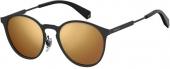 Polaroid Sonnenbrille PLD 4053/S polarized matt schwarz