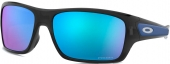 OAKLEY OO9263 TURBINE Sonnenbrille matt schwarz