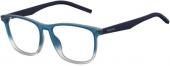 Polaroid PLD D311 Kunststoffbrille blau Verlauf