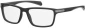 Polaroid PLD D354 Kunststoffbrille matt grau