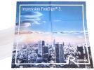 Rodenstock Mikrofaser Brillenputztuch Frankfurt Skyline