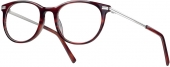 START UP premium BI 5459 Kunststoffbrille rot
