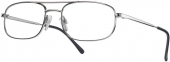 START UP basics Brille BI 7742 silbern Gr. 54