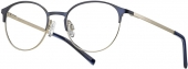 LOOK & FEEL Brille BI 8274 blau gold
