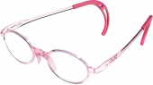 SWISSFLEX eyewear Babybrille LOOP BABY rosa