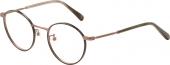 AUGENBLICK Brille CID kupfer-dunkelbraun