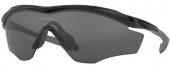 OAKLEY M2 FRAME XL OO 9343 Sportbrille Sonnenbrille schwarz