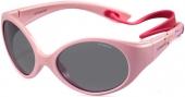 Polaroid PLD 8010/S Kindersonnenbrille Sportbrille polarisiert rosa