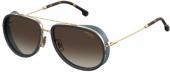 CARRERA 166/S Sonnenbrille gold-blau