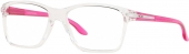 OAKLEY CARTWHEEL OY 8010 Brille transparent pink