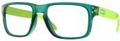 OAKLEY HOLBROOK RX OX 8156 Kunststoffbrille blau grün
