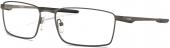 OAKLEY FULLER OX 3227 gebogene Brille matt dunkelbraun