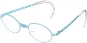 SWISSFLEX eyewear Kinderbrille LOOP KID hellblau