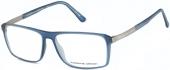 PORSCHE DESIGN P8259 Kunststoff/Titanbrille blau