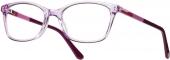 KIDS ONE BI 4284 Kinderbrille transparent-rosa