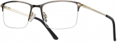 START UP classic BI 7991 Tragrandbrille braun-gold
