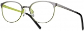 KIDS ONE BI 4291 Kinderbrille grau-grün